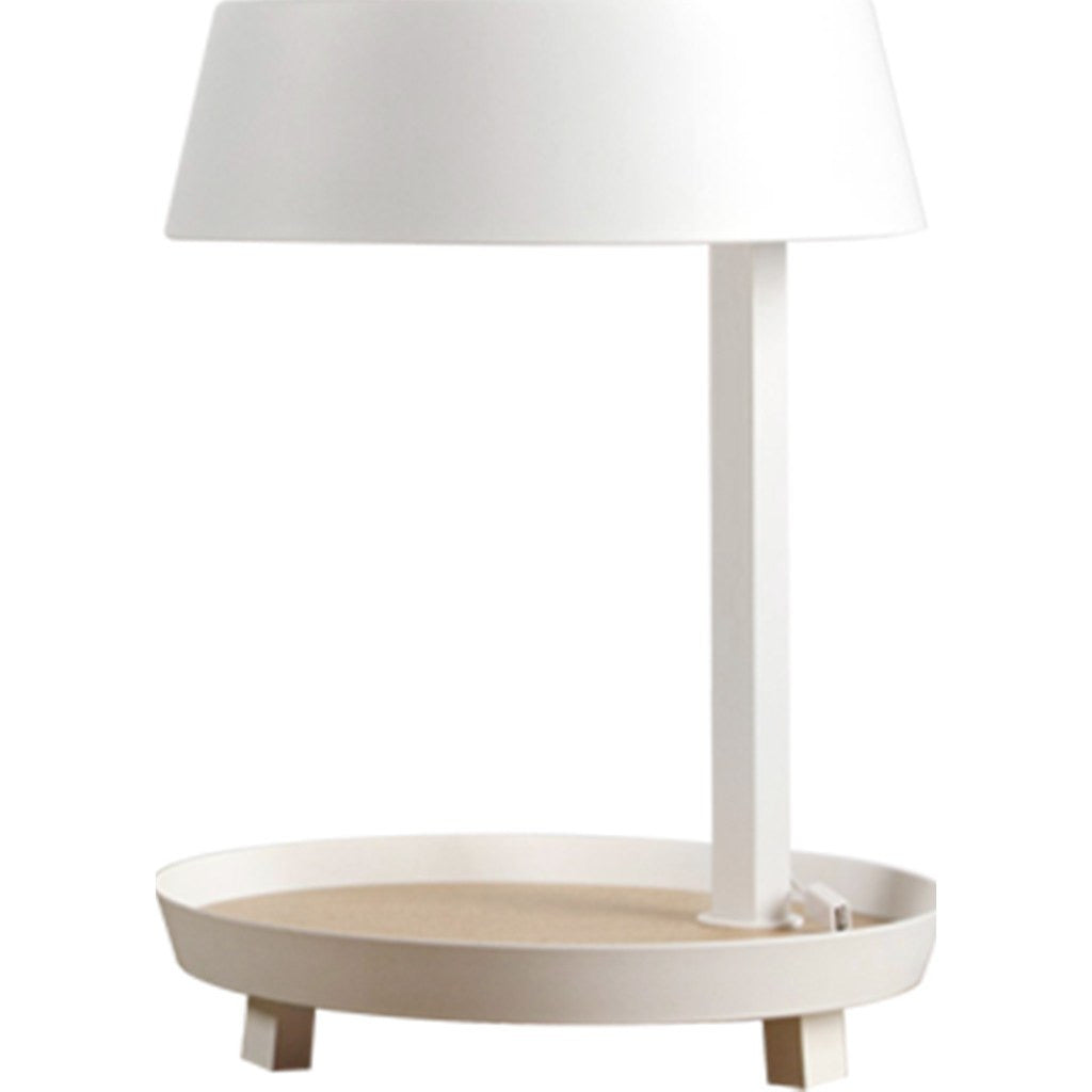 Seed Design Carry Table Lamp | White SQ-6350MDU-WH