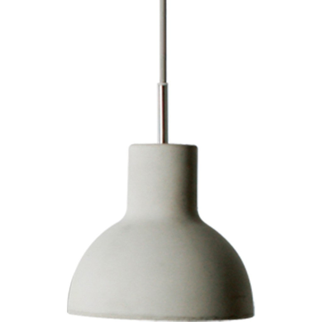 Seed Design Castle Bell Pendant Lamp | Concrete SQ-3164CP