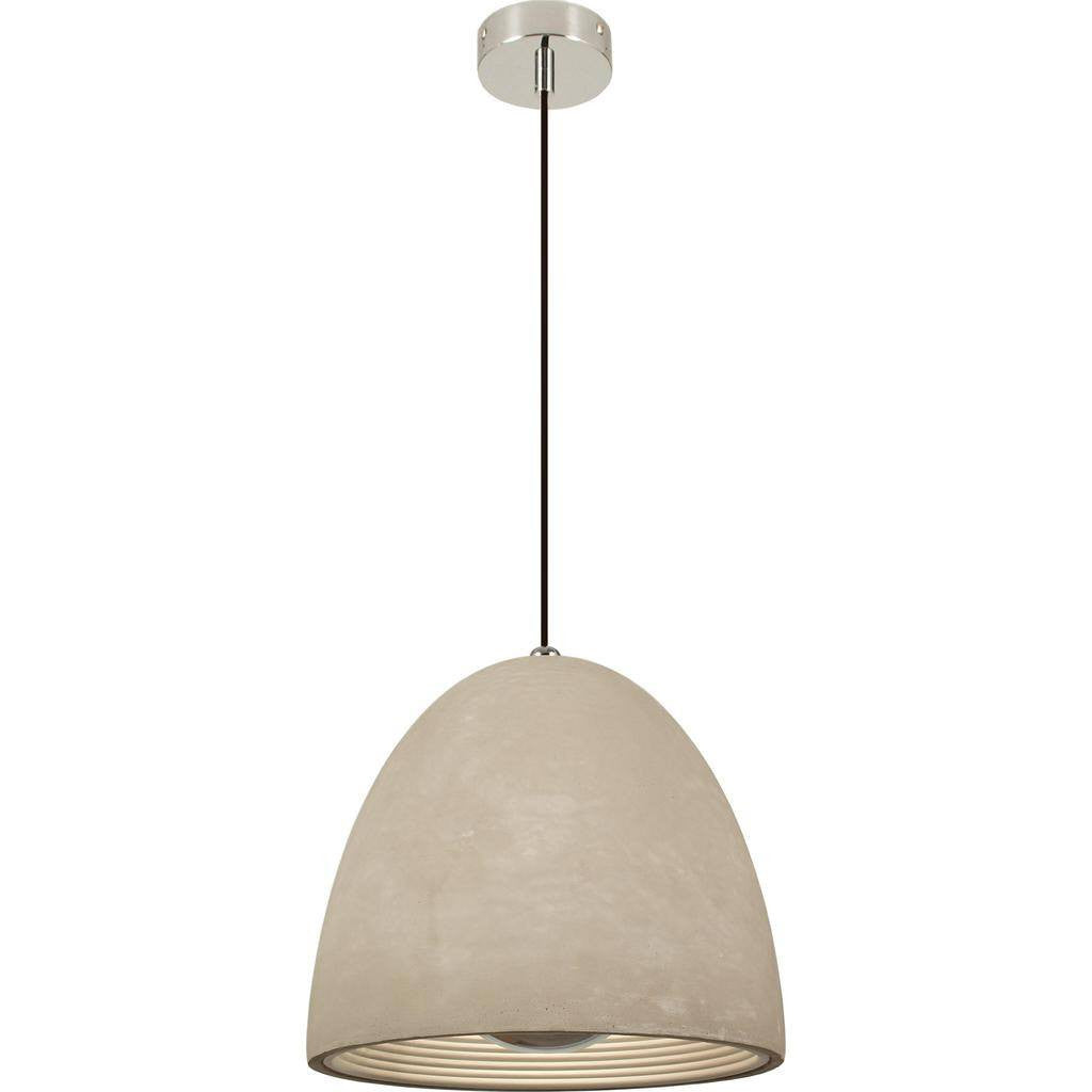 Seed Design Castle Large Pendant Lamp | Concrete SQ-7133CP