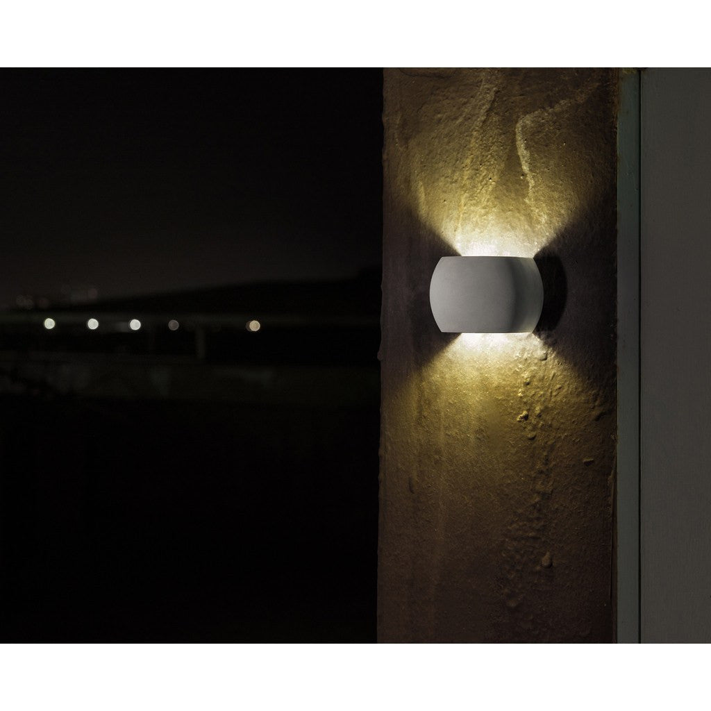 Seed Design Castle Wall Lamp R | Concrete
