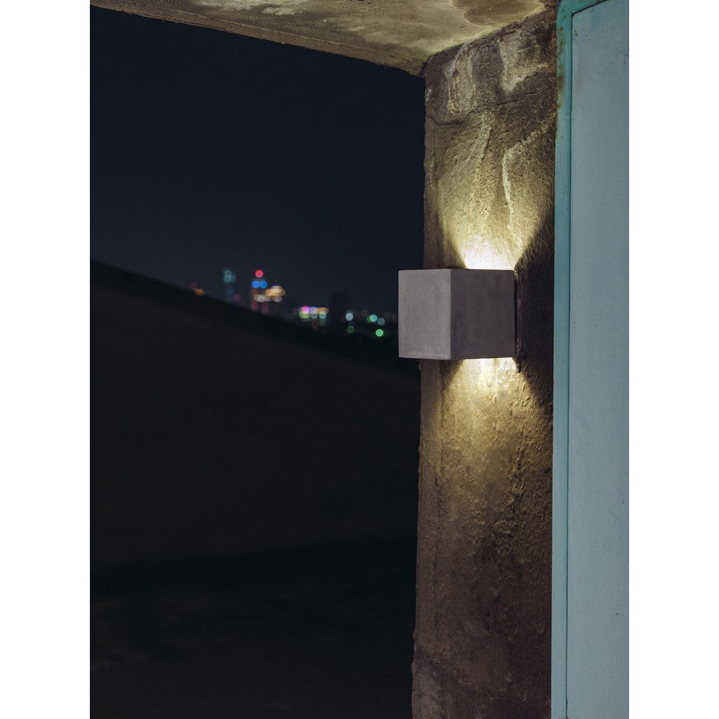 Seed Design Castle Wall Lamp S | Concrete