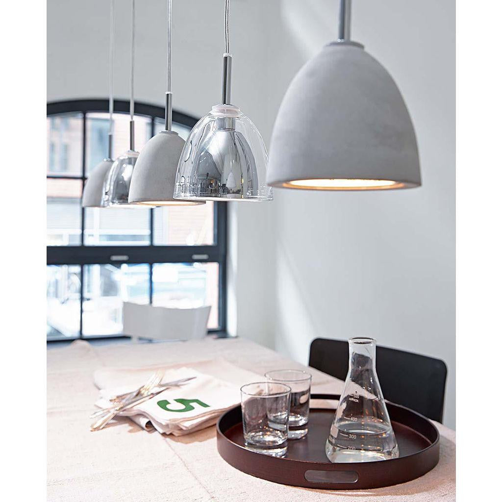 Seed Design Castle Extra Small Pendant Lamp | Concrete SG-623CP