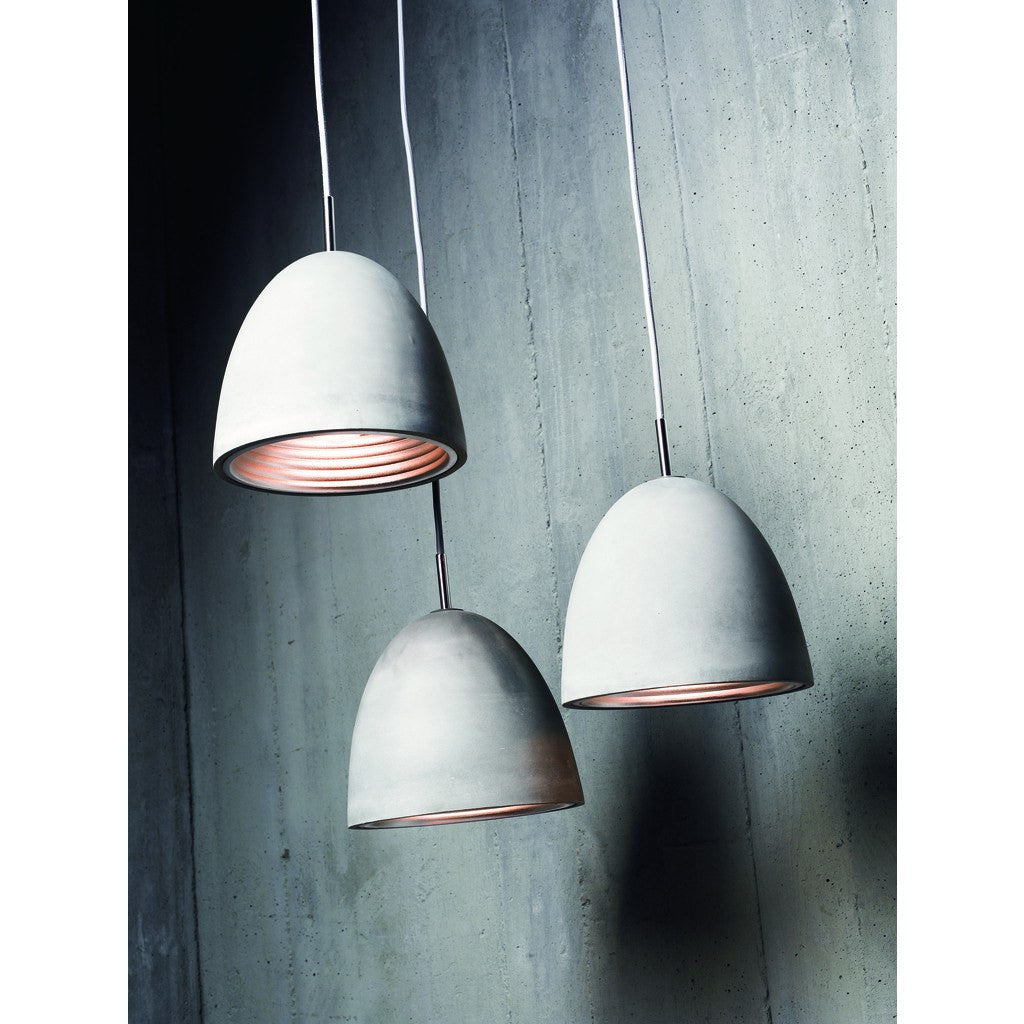Seed design castle extra small pendant lamp concrete seed design castle extra small pendant lamp concrete sg 623cp mozeypictures Images