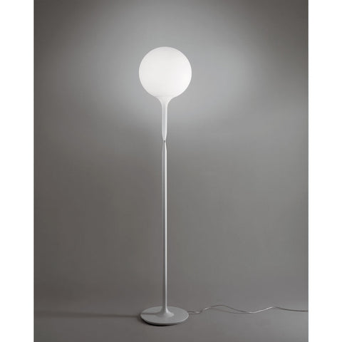 Artemide Castore Floor Lamp | White