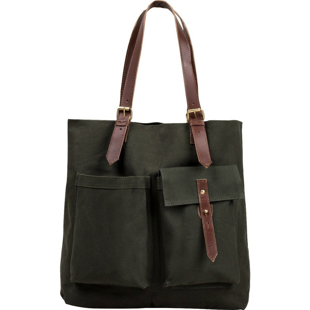 United By Blue Cedar Tote | Moss CEDARTO-MS