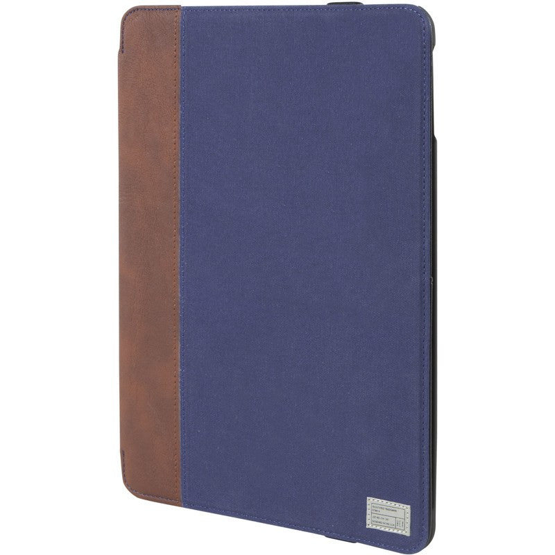 Hex Icon Folio Case for iPad Mini | Blue