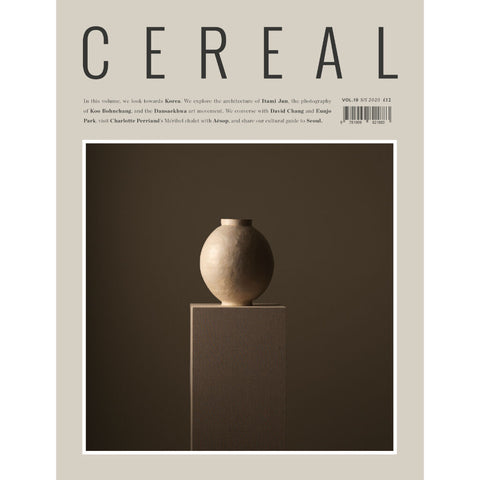 Cereal Travel & Lifestyle Magazine - Volume 19 Spring Summer 2020
