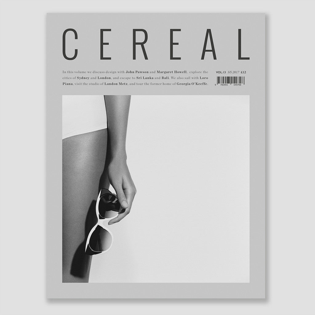 Cereal Travel & Lifestyle Magazine | Volume 13
