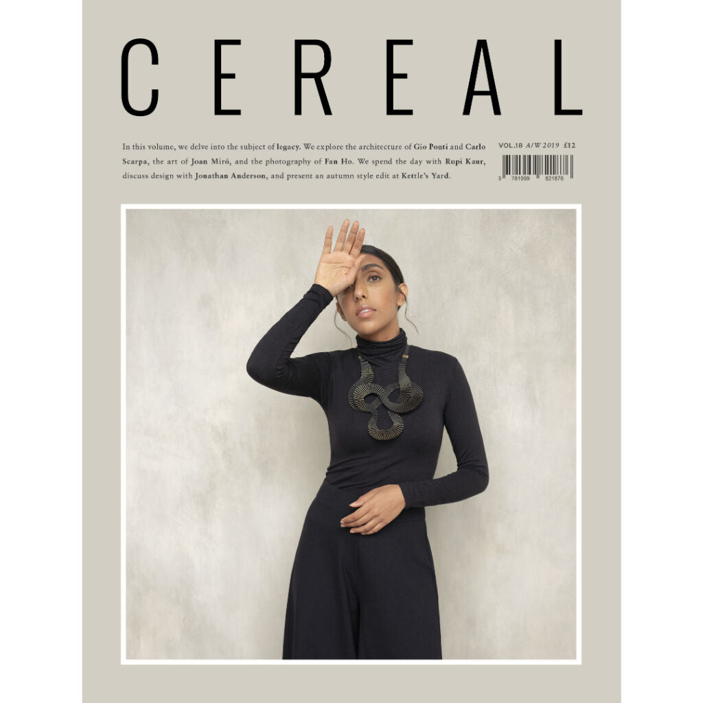 Cereal Travel & Lifestyle Magazine | Volume 18