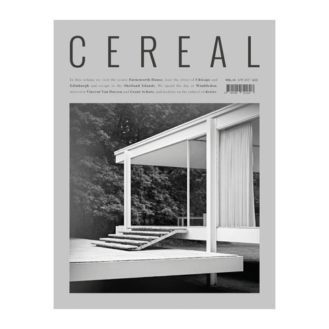 Cereal Travel & Lifestyle Magazine | Volume 14