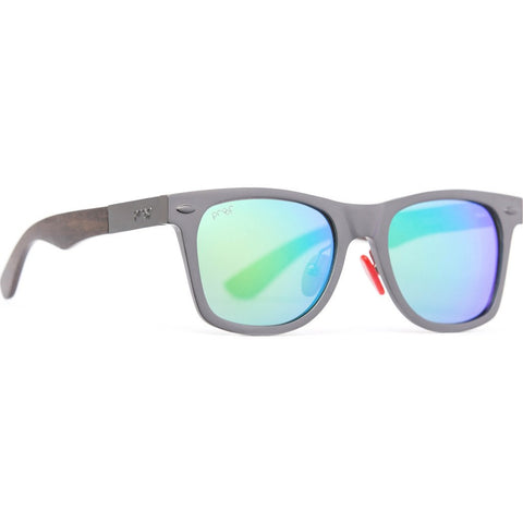 Proof Challis Aluminum Sunglasses | Gunmetal/Sky Mirrored Polarized chlsgnmkushpol