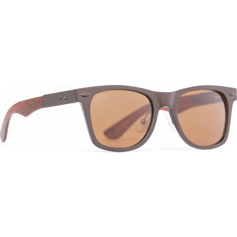 Proof Challis Aluminum Sunglasses | Copper/Brown Polarized chlscprbwnpol