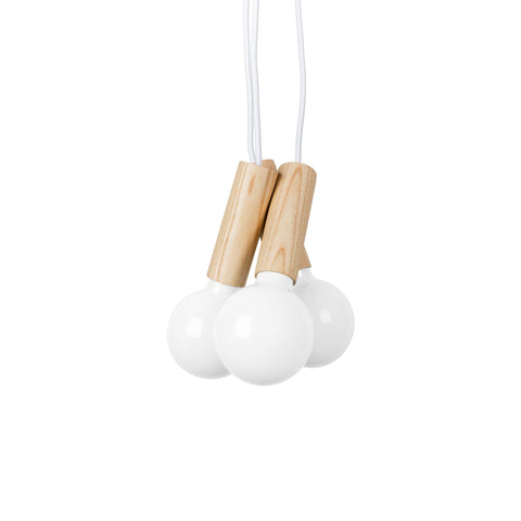 Esaila Cherry Pendant Light-Natural Ash  CPL-01-NAT