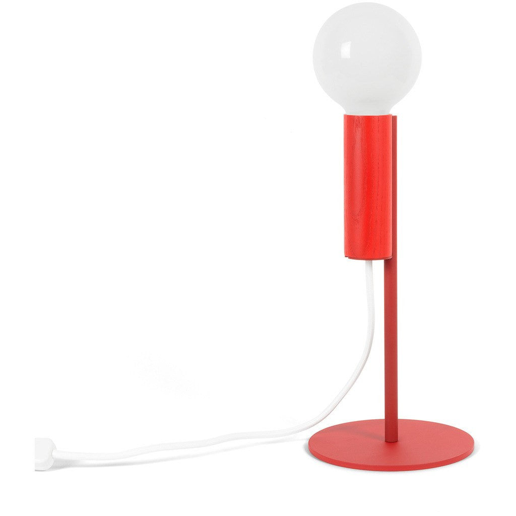 Esaila Cherry Table Lamp-Red  CTL-01-RED