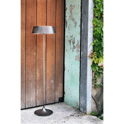 Seed Design China Floor Lamp | Black SQ-6350MF-BK
