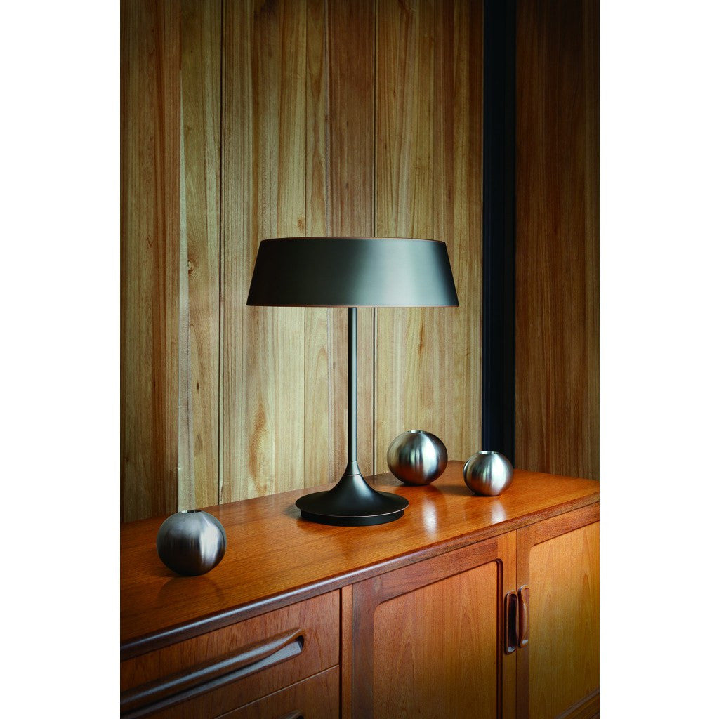 Seed Design China Table Lamp | Black SQ-6350MDJ-1-BK
