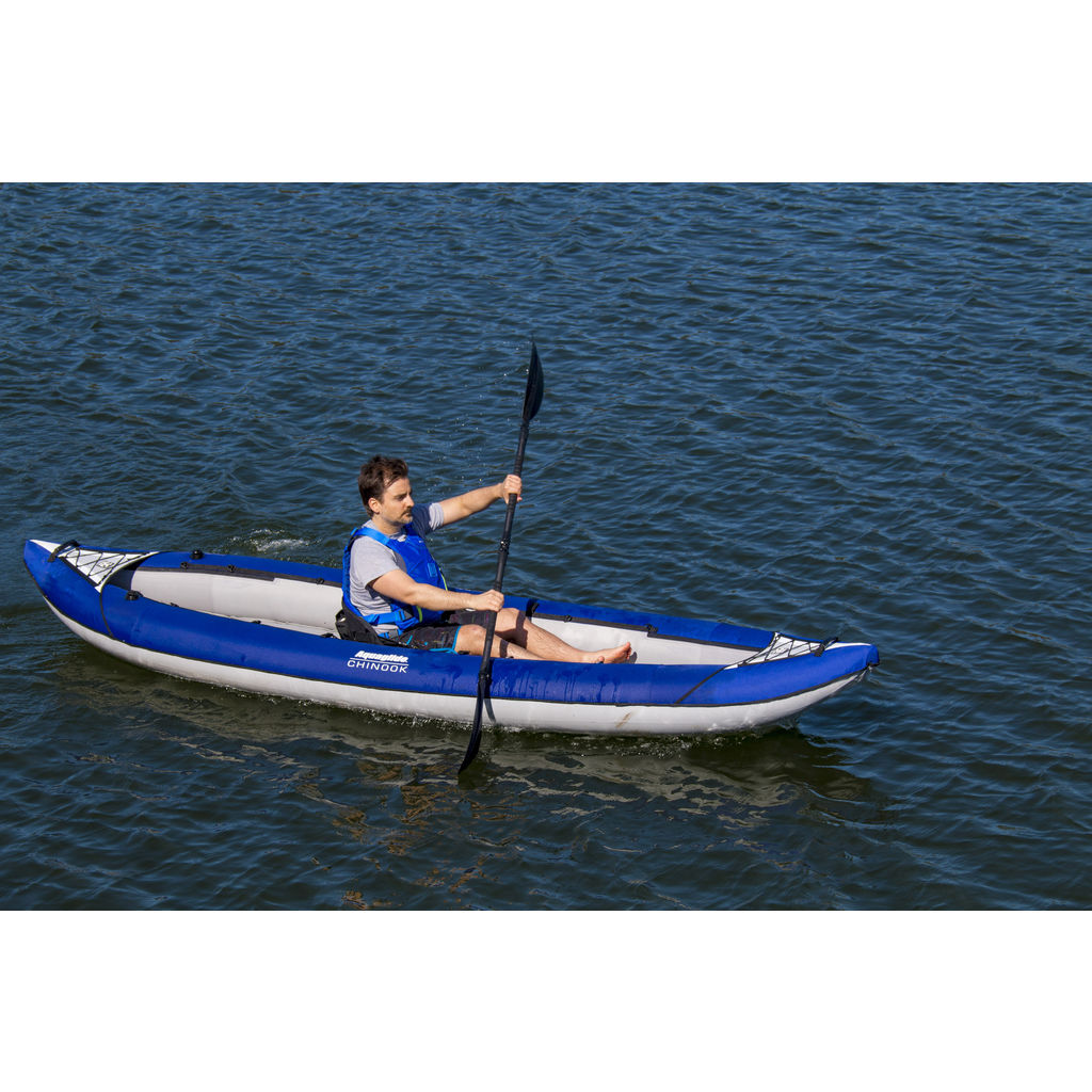 Aquaglide Chinook XP Tandem Xl Inflatable Kayak | Blue 58-5215034