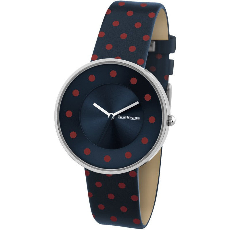 Lambretta Cielo Dots Watch | Blue 2104BLU
