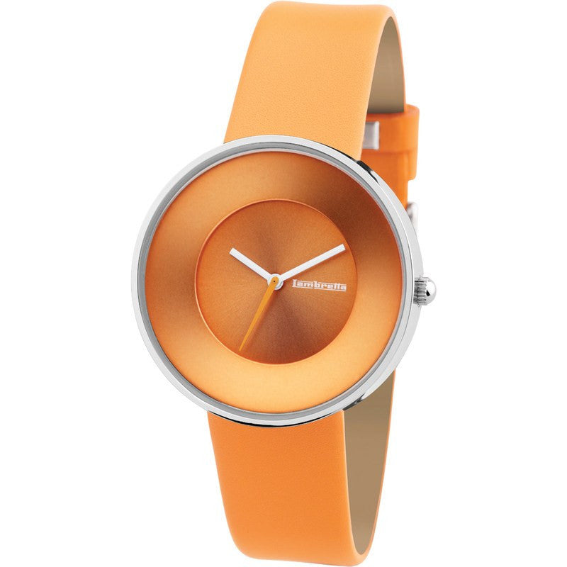 Lambretta Cielo Watch | Orange 2101ORA