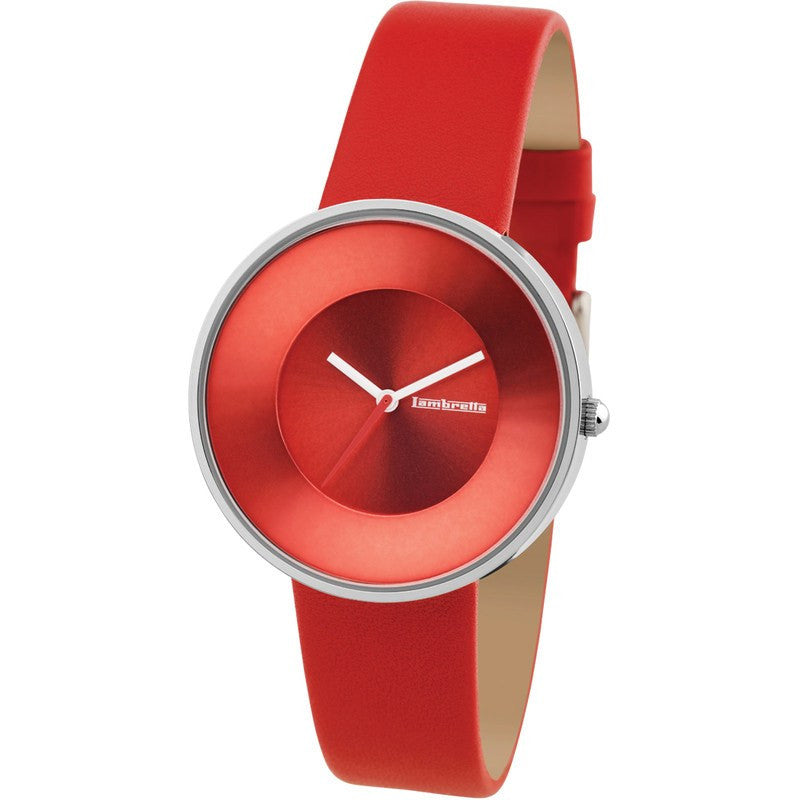 Lambretta Cielo Watch | Red 2101RED