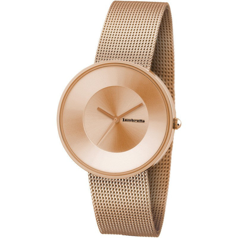 Lambretta Cielo Mesh Watch | Rose Gold 2102ROS