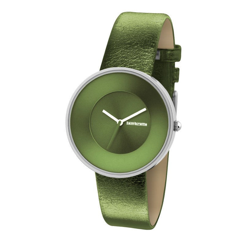 Lambretta Cielo Metallic Watch | Olive Green 2103GRE