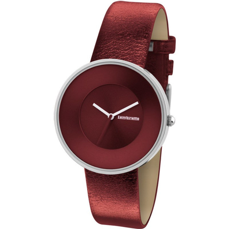 Lambretta Cielo Metallic Watch | Red 2103RED