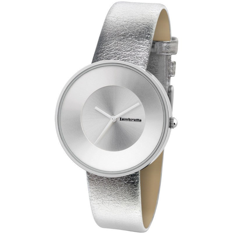 Lambretta Cielo Metallic Watch | Silver 2103SIL