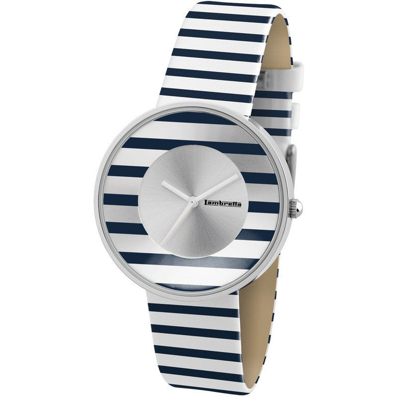 Lambretta Cielo Stripes Watch | Blue 2105BLU