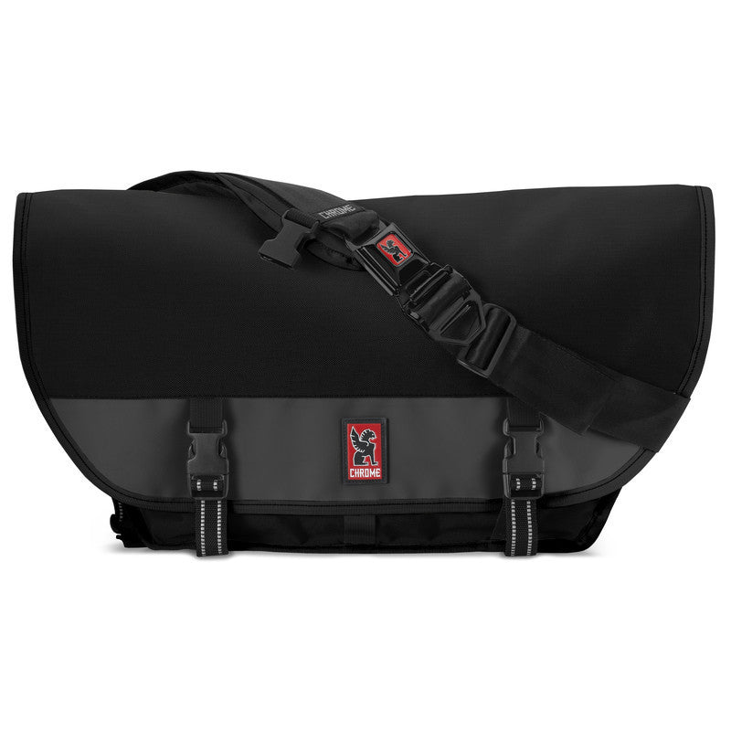 Chrome Citizen Messenger Bag | Black/Black/Black
