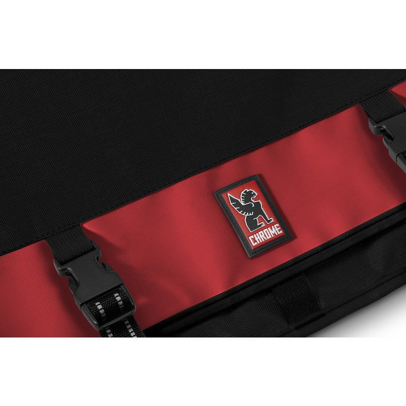 Chrome Citizen Messenger Bag | Black/Red