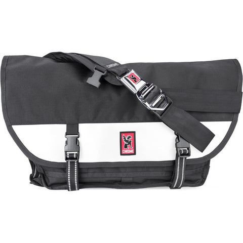 Chrome Citizen Messenger Bag | Black/White