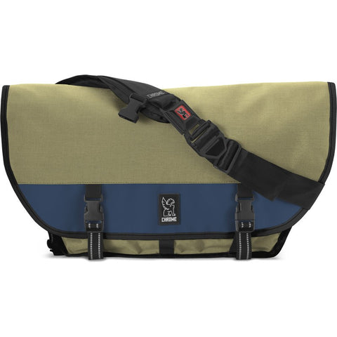 Chrome Citizen Messenger Bag | Khaki/Navy