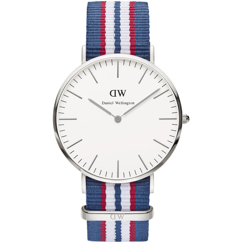 Daniel Wellington Classic Belfast Men's Watch | Silver 0213DW