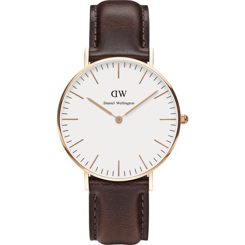 Daniel Wellington Classic Bristol Women's Watch | Rose Gold 0511DW
