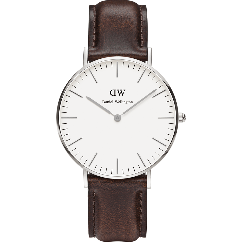Daniel Wellington Classic Bristol Women's Watch | Silver 0611DW