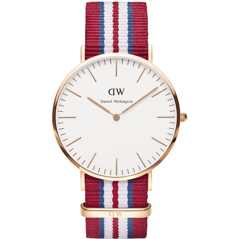 Daniel Wellington Classic Exeter Men's Watch | Rose Gold 0112DW
