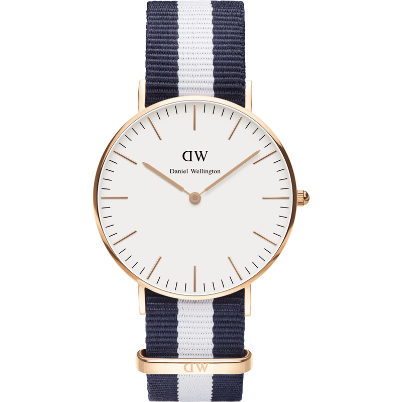 Daniel Wellington Classic Glasgow Women's Watch | Rose Gold 0503DW