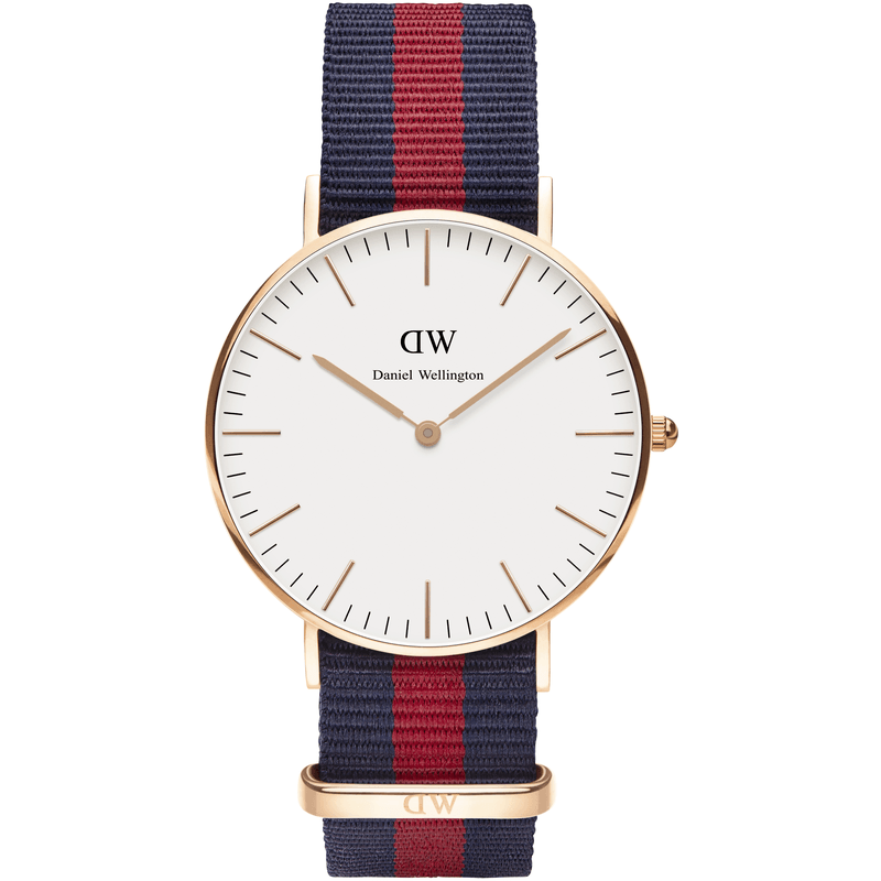 Daniel Wellington Classic Oxford Men's Watch | Rose Gold 0101DW