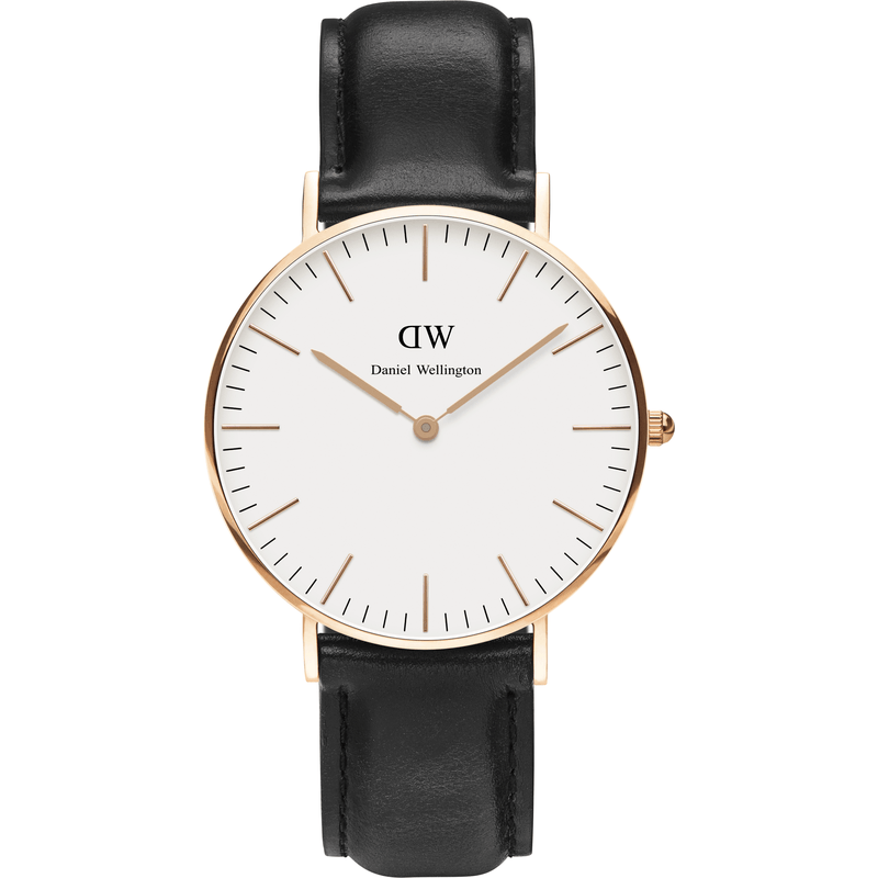 Daniel Wellington Sheffield Women's Watch | Rose Gold 0508DW