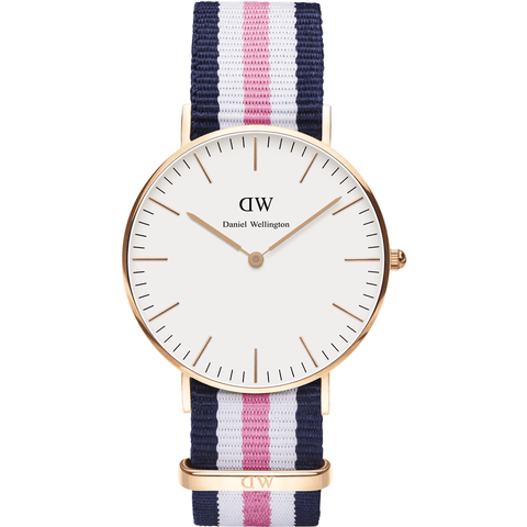 Daniel Wellington Southampton Women's Watch | Rose Gold 0506DW