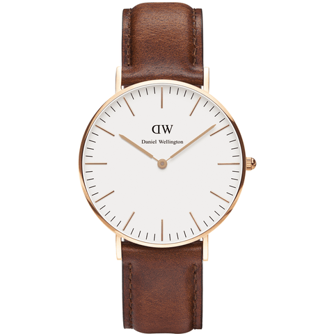 Daniel Wellington Classic St. Andrews Women's Watch | Rose Gold 0507DW