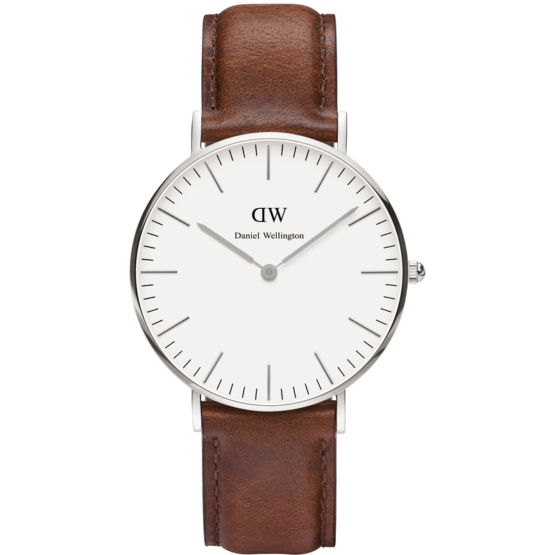 Daniel Wellington Classic St. Andrews Women's Watch | Silver 0607DW