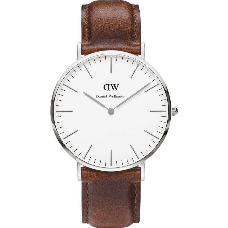 Daniel Wellington Classic St. Andrews Men's Watch | Silver 0207DW