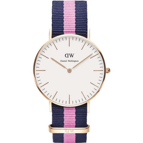 Daniel Wellington Classic Winchester Women's Watch | Rose Gold 0604DW