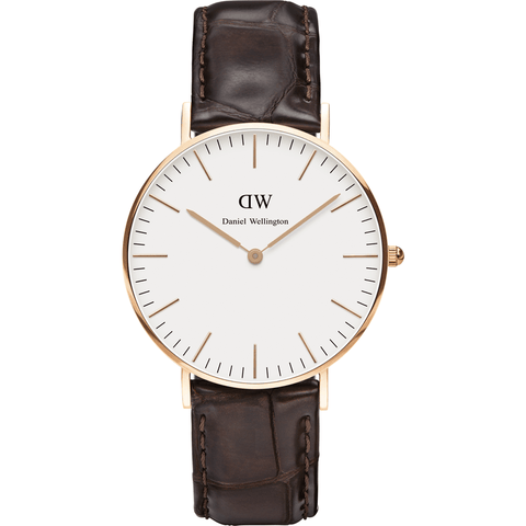 Daniel Wellington Classic York Women's Watch | Rose Gold 0510DW