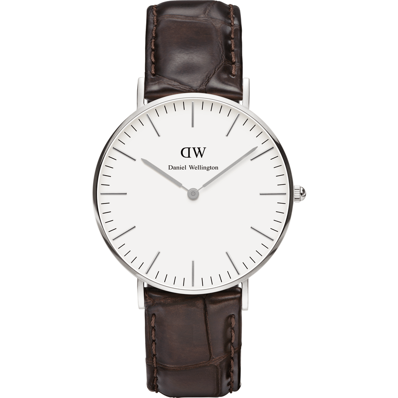 Daniel Wellington Classic York Women's Watch | Silver 0610DW