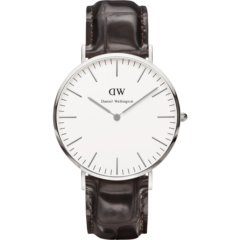 Daniel Wellington Classic York Men's Watch | Silver 0211DW