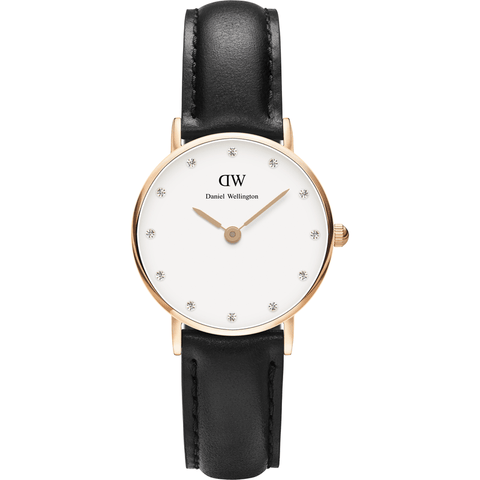 Daniel Wellington Classy Sheffield Women's Watch | Rose Gold 0901DW