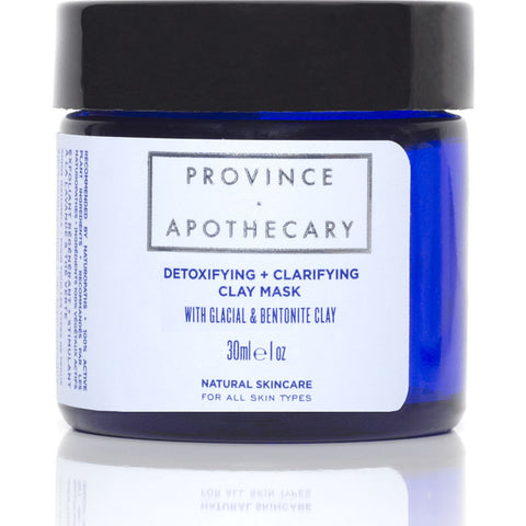 Province Apothecary Detoxifying + Claryfying Clay Mask | 30 ml Ê